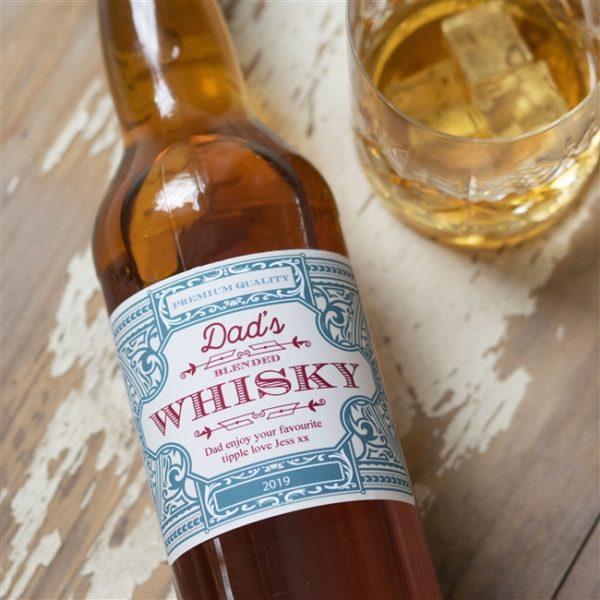 Personalised Bottle of Whiskey
